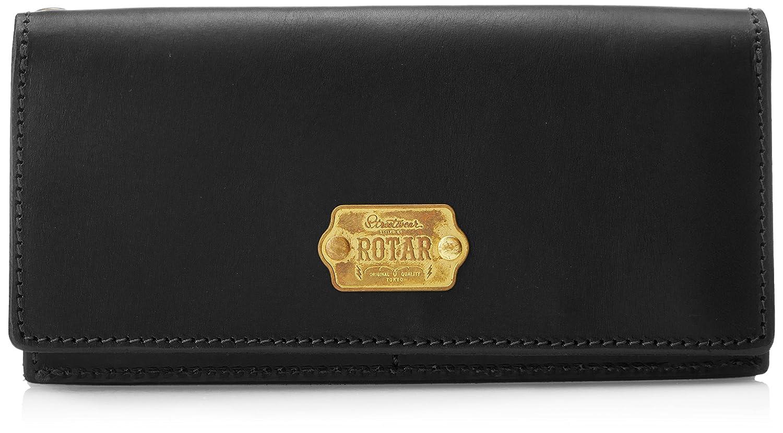 (ローター) ROTAR Work plate Long Wallet rt1689021 B078X9R5N6 Free|ブラック ブラック Free