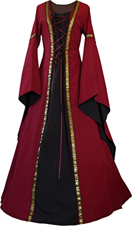 Dornbluth Damen Mittelalterkleid Anna Autumn Made in Germany