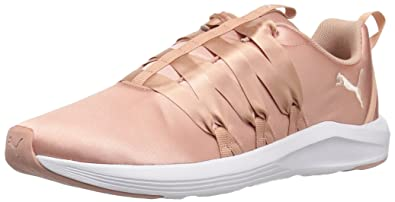 puma prowl alt satin wn's chaussures de fitness femme rosr