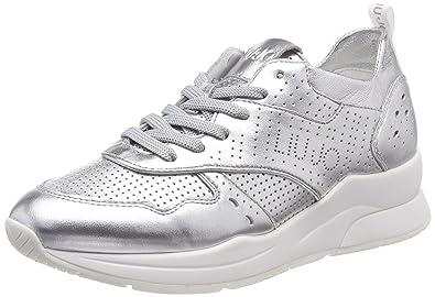 Liu Jo Jeans Karlie 14-Sneaker Met Leath Slv, Scarpe da Ginnastica Basse  Donna