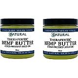 Zatural Hemp Butter   100% Pure  Organic   Raw   Handcrafted   Vegan 2 8oz