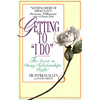 Getting To 'I Do' (English Edition)