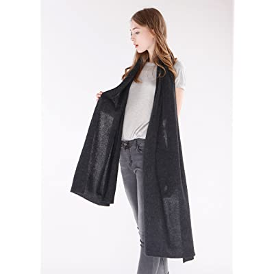 Black Cashmere Wrap Cape In Luxurious Jet Black Handcrafted In Nepal Pure Luxury