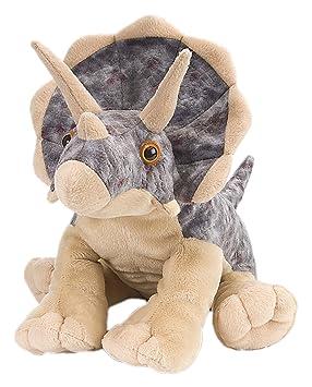peluche triceratops 94 cm