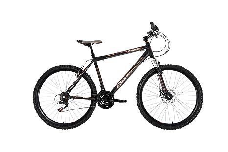 ecdc370729b Falcon Men's Predator Mountain Bike-Blue/Orange, 12+ Years: Amazon ...
