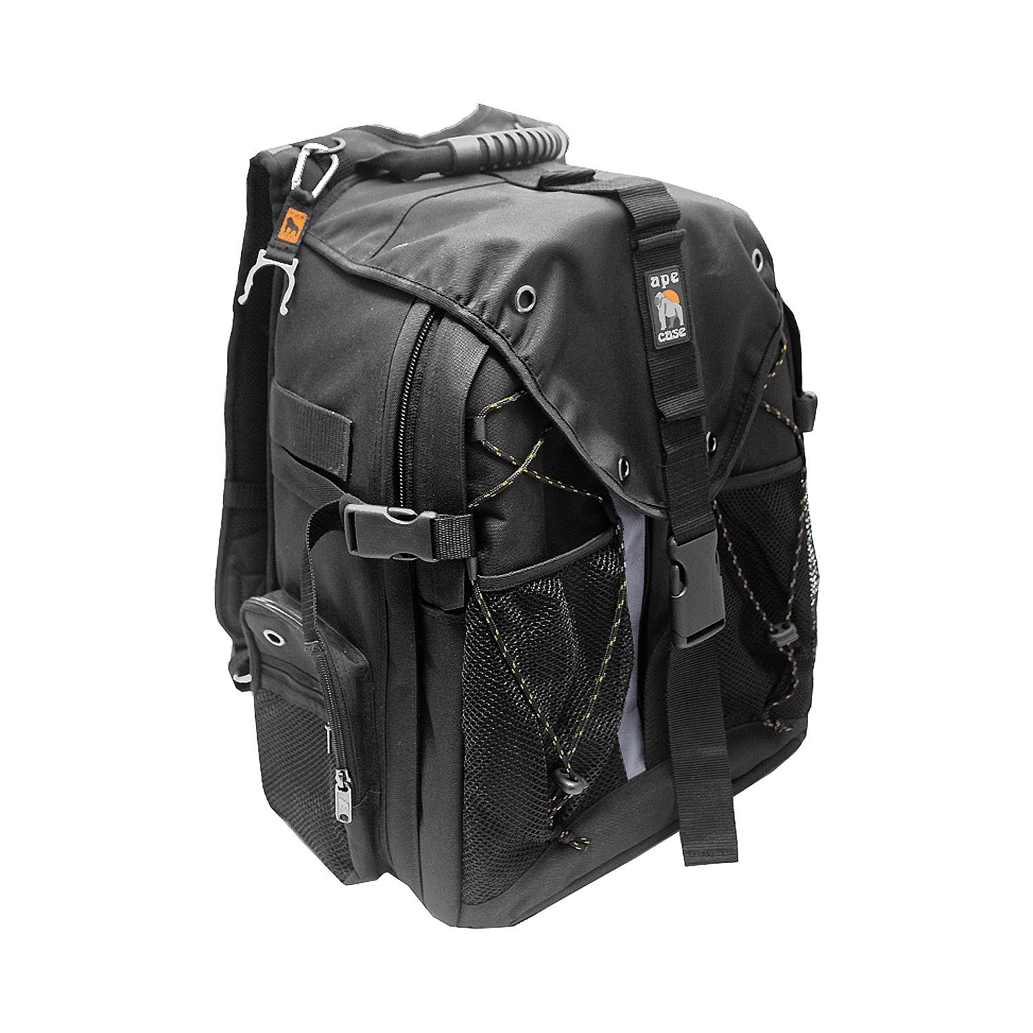 Ape Case, ACPRO2000, Large backpack, Laptop compartment, Padded, Rain cover included, Adjustable straps, Camera Backpack, Equipment bag, Black (ACPRO2000) by Ape Case (Image #1)