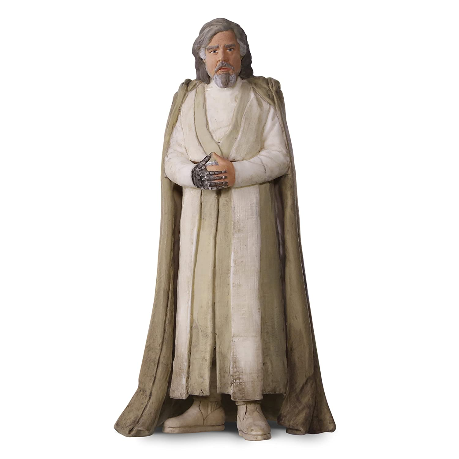 Hallmark Keepsake 2017 Star Wars: The Force Awakens Luke Skywalker Christmas Orn