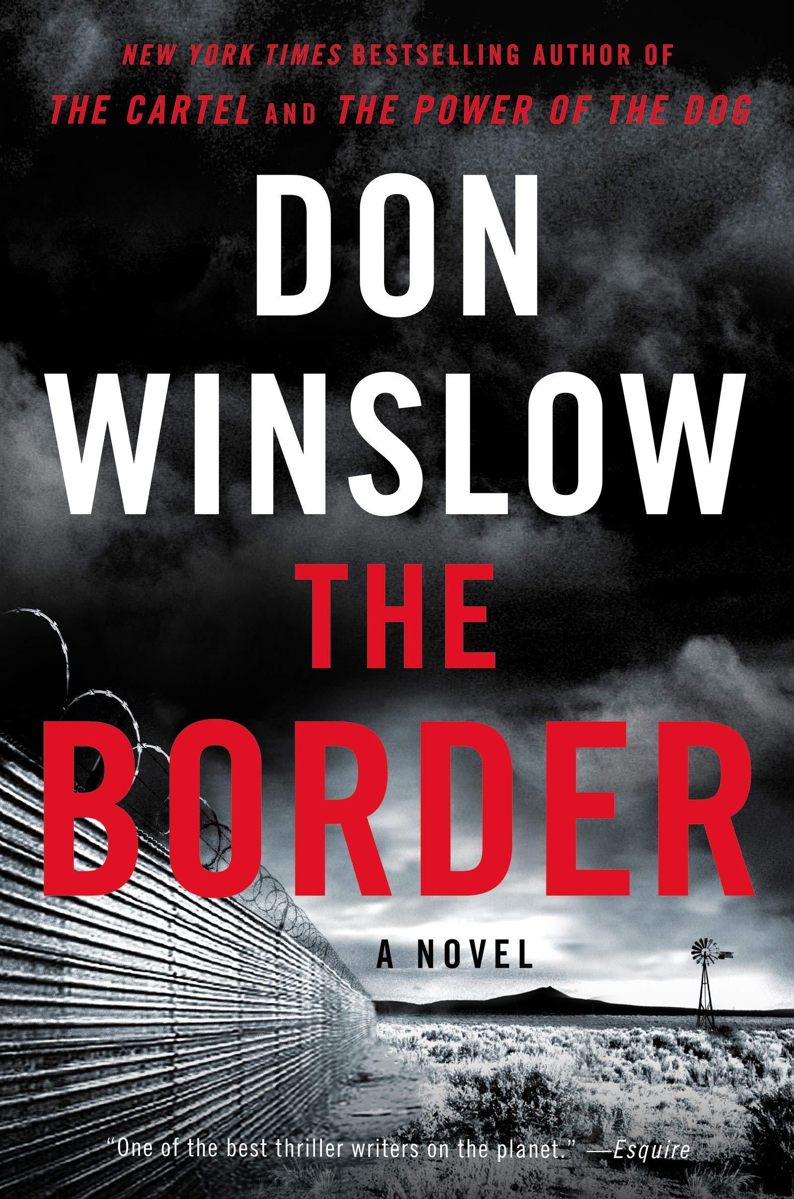 Image result for don winslow the border