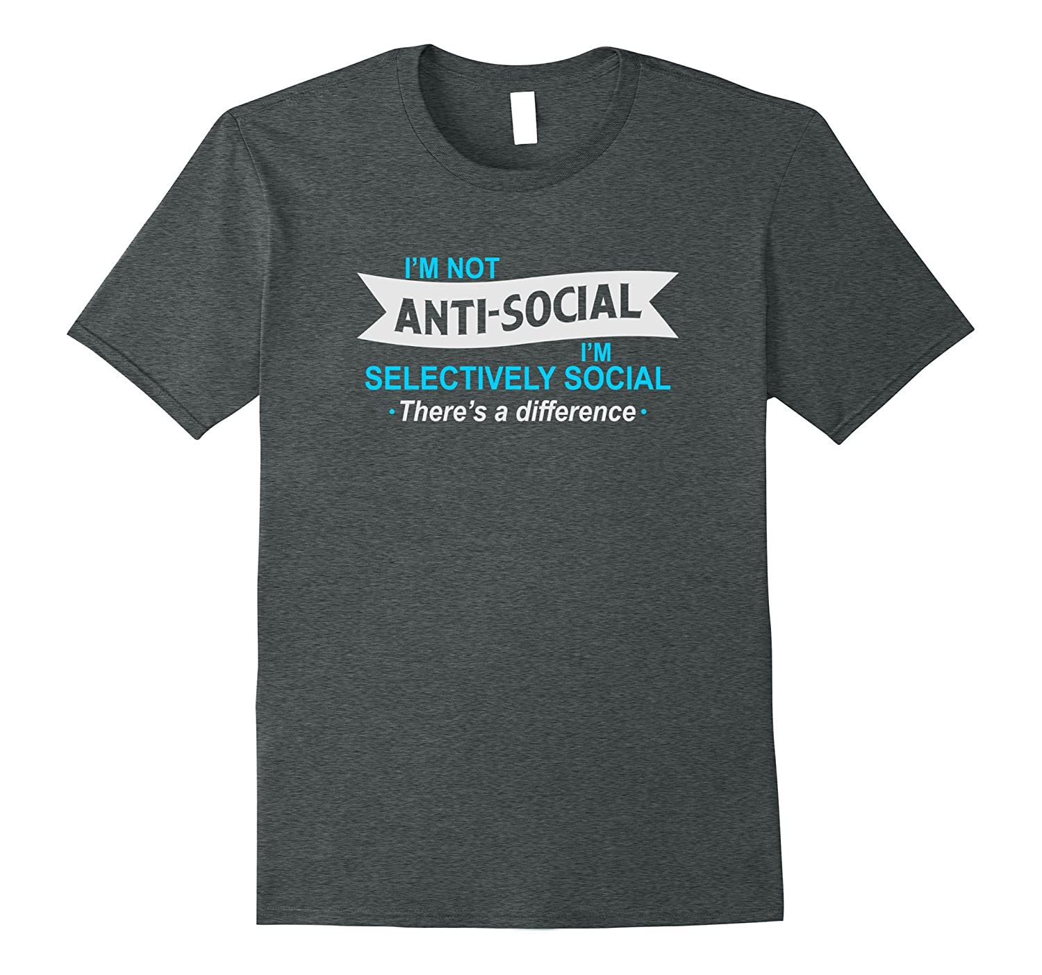 Antisocial Social Club Shirt-BN