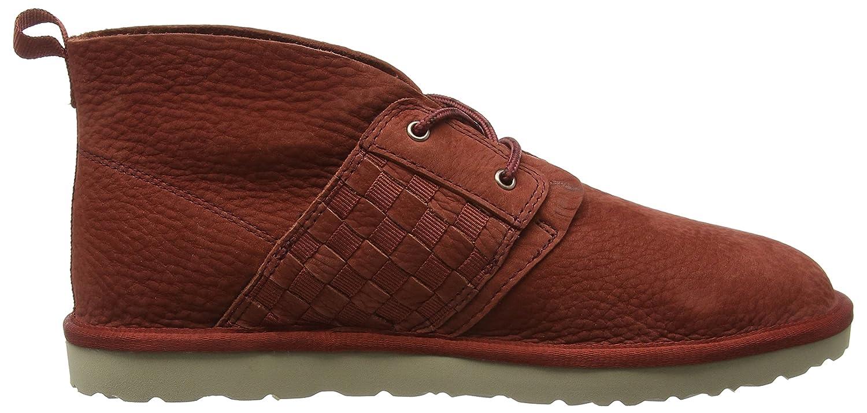 Teva Damen Coromar Desert Boots, Rot (Brickbrick), 38 EU