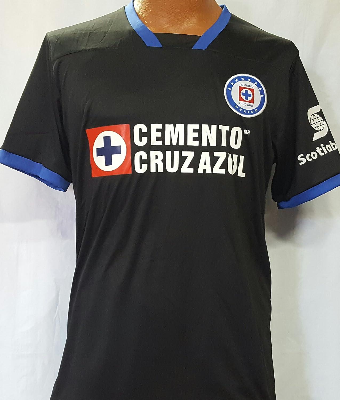 新しい。La maquina de Cruz Azul Third 17 – 18 Genericジャージー大人用Liga MX。ミディアム。 B079KQJ1B1