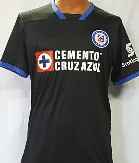 cbf7f10a717 Amazon.com   New! La Maquina de Cruz Azul Third 17-18 Generic Jersey ...
