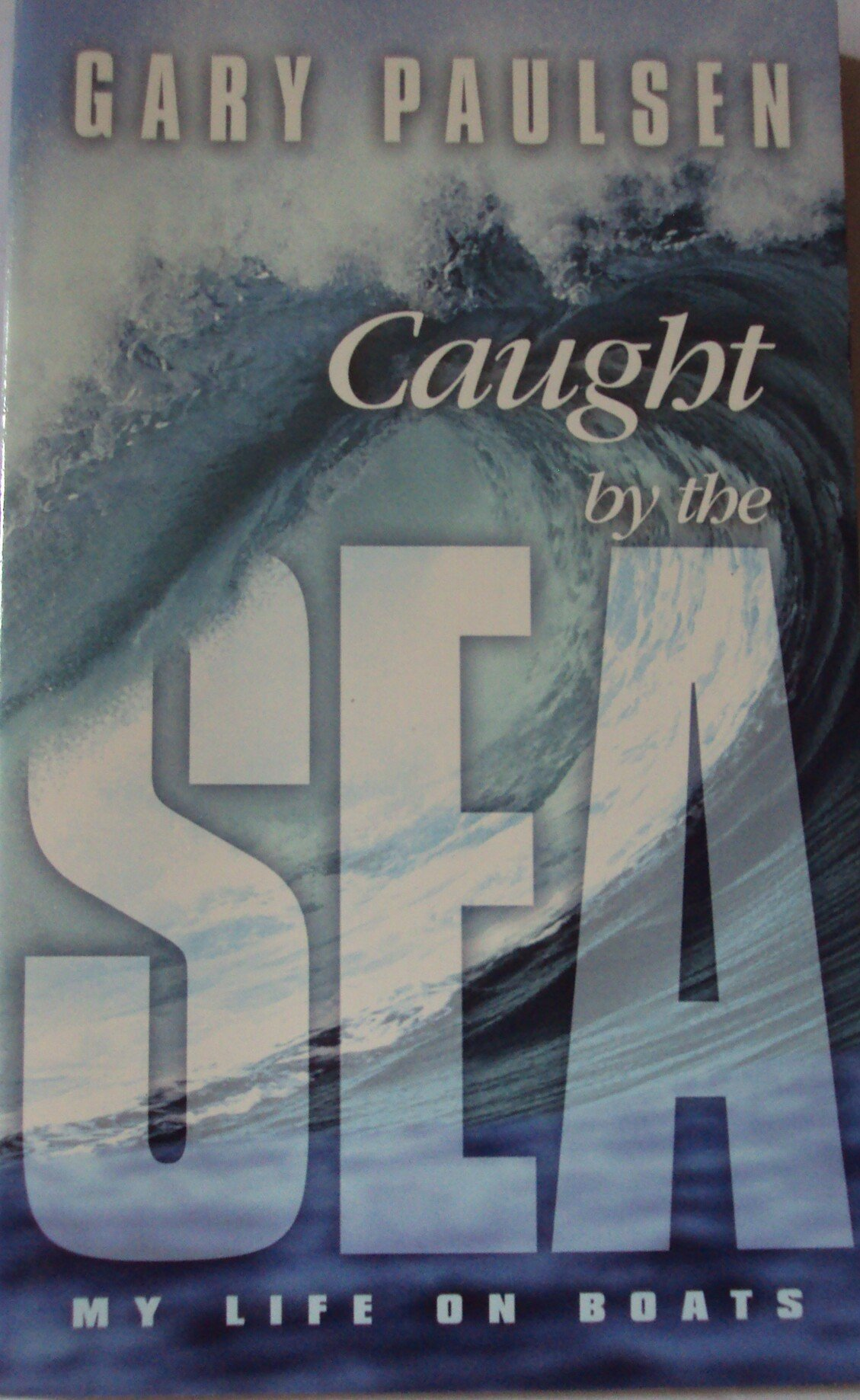 Read Online Caught By the Sea: My Life on Boats PDF