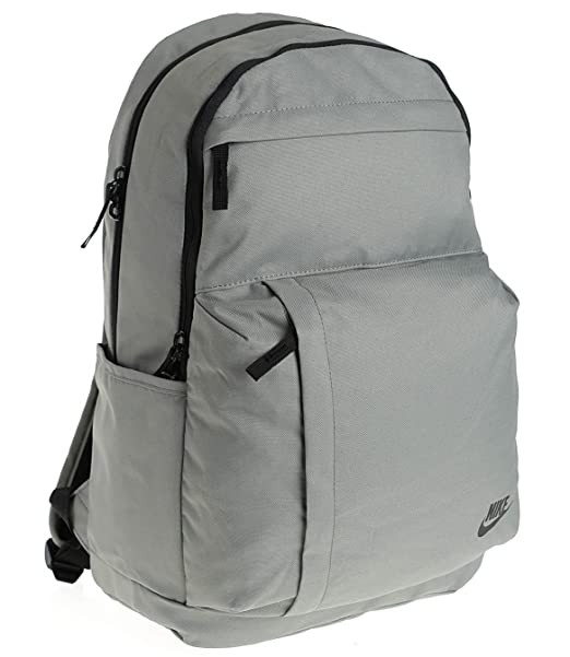Mochila Nike - Sportswear Elemental gris/negro/negro: Amazon.es: Equipaje