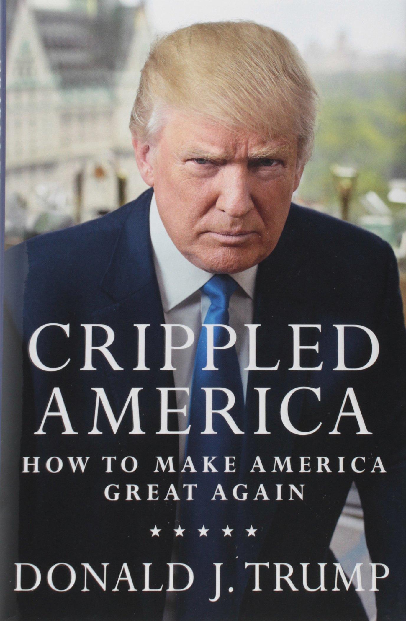amazon crippled america how to make america great again donald