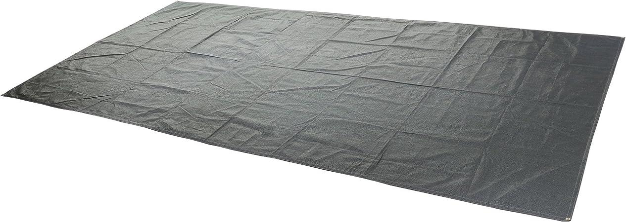 5,0/x 2,5/m camping Alfombra suelos/ /Vade con ojales para acampada y exteriores Camp Fuego Premium suelo de la Tienda tienda campa/ña