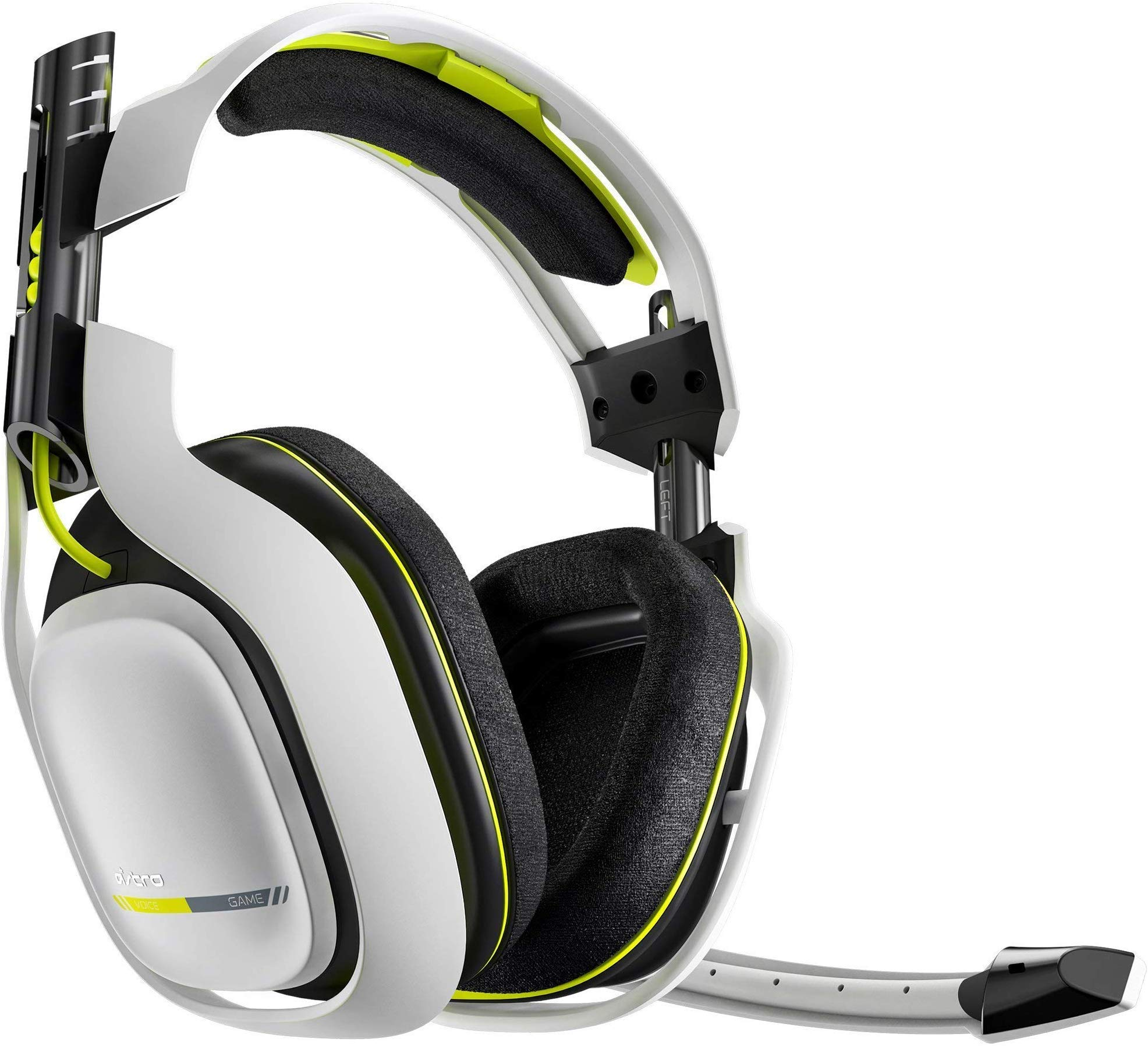 ASTRO Gaming A50 (headset only) Gaming Headset Xbox One / PC / MAC - White- Replacement Headphone Only with no Cables no base (New Open Box)