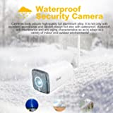 4CH 1080P Security Camera System