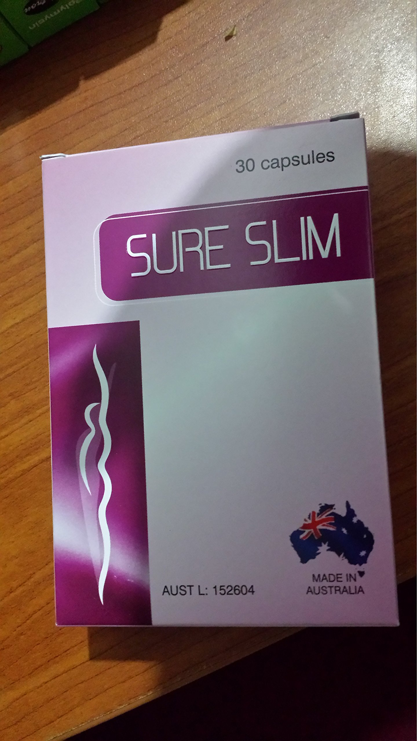 SURE SLIM blocking carbohydrate absorption from the diet by ✔ A+ grade product from Registered Australian (Image #1)