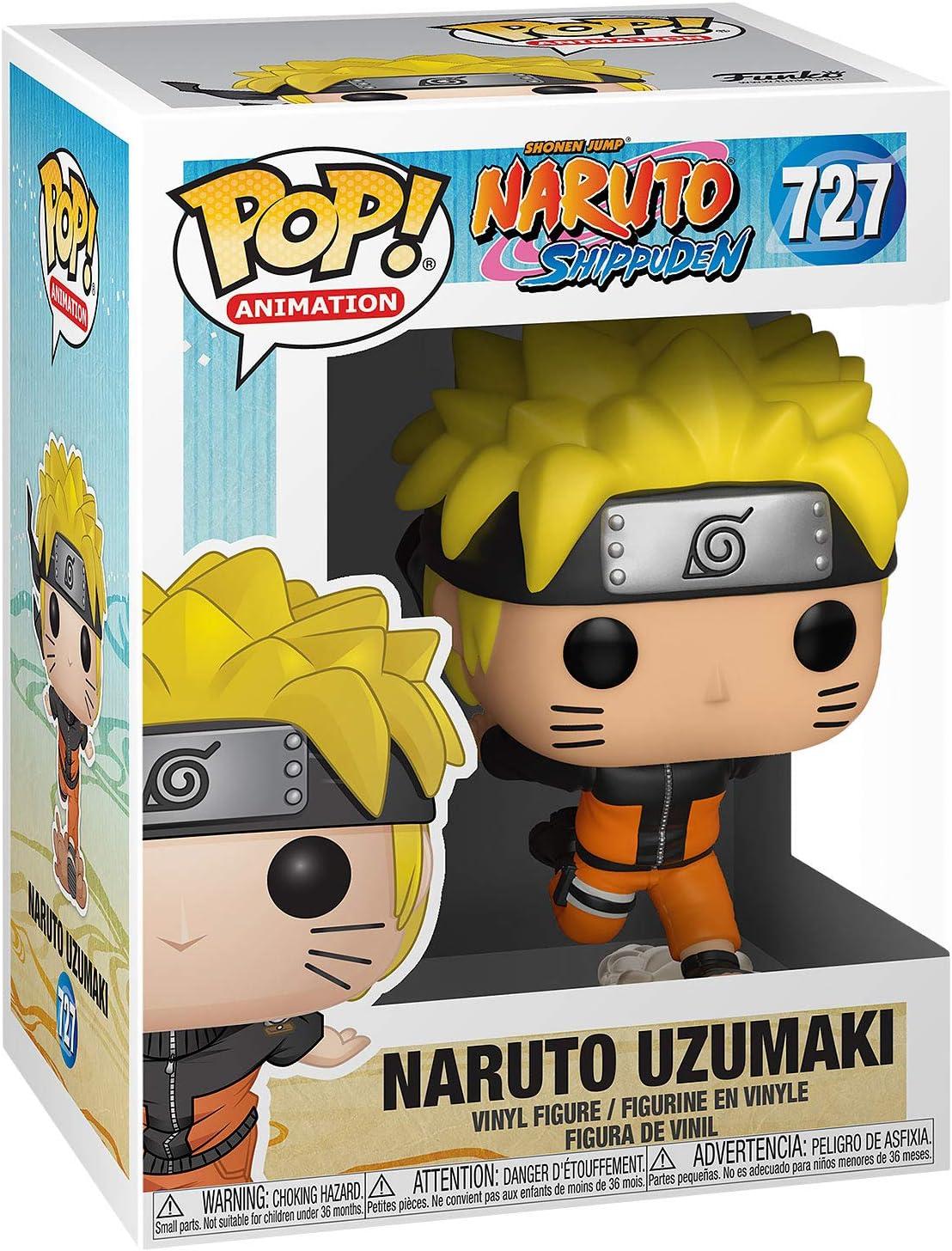 Naruto-NARUTO NUOVO IN SCATOLA Funko-POP anime