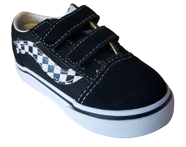 SPORTS SHOE BLACK VANS OLD SKOOL D3YBLK B07D7R4CJ5 10 M US Toddler|(Side Stripe V) Black/True White (Side Stripe V) Black/True White 10 M US Toddler, 若松区 f7c664a5