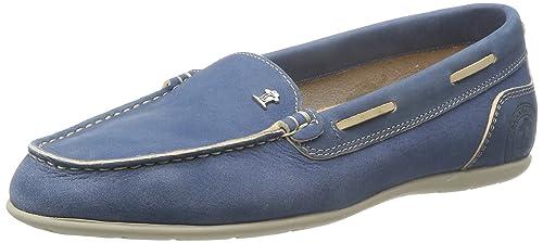 Panama Jack Nature Panama, Mocasines para Mujer, Blau (Blue Jeans), 36 EU: Amazon.es: Zapatos y complementos