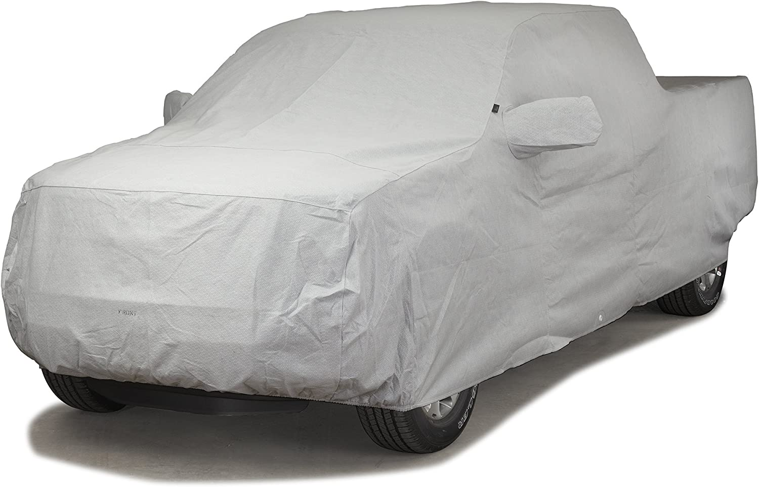 Covercraft Custom Fit Car Cover for Dodge Pickup C18004GK Technalon Evolution Fabric, Gray
