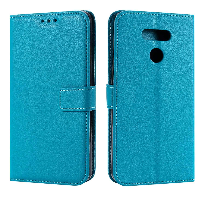 Hot Pink Premium Leder Flip Handyh/ülle Schutzh/ülle DENDICO LG G6 H/ülle Wallet Tasche Brieftasche im Bookstyle mit Standfunktion