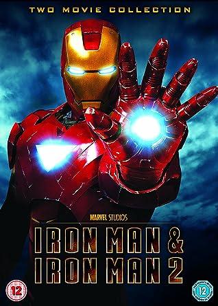 Risultato immagini per iron man 1 e 2