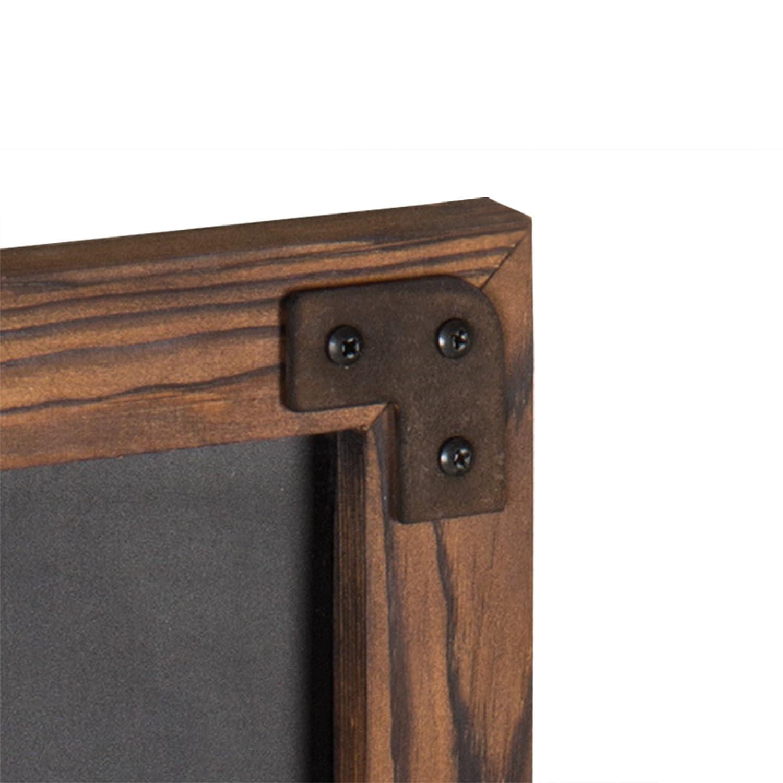 Amazon.com: MyGift 12 x 25-Inch pizarrón borrable de pared ...