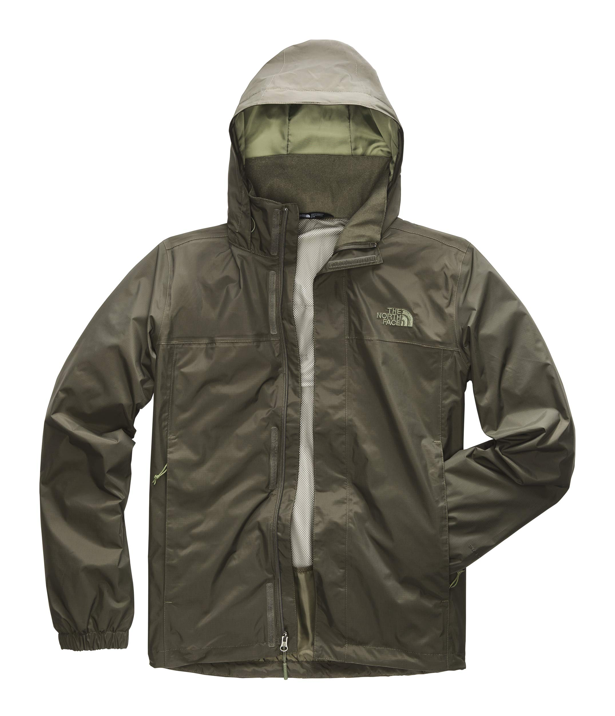 The North Face Men's Resolve 2 Jacket New Taupe Green Small