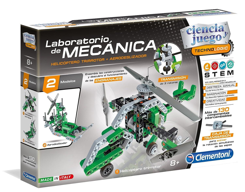 Clementoni - Laboratorio de mecánica, Buggy y Quad (55159.0): Amazon ...