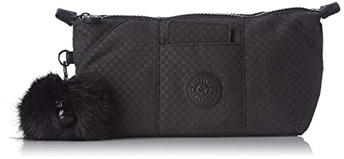53a664c202 Kipling ART POUCH Coin Pouch, 28 cm, 1.5 liters, Black (Powder Black ...