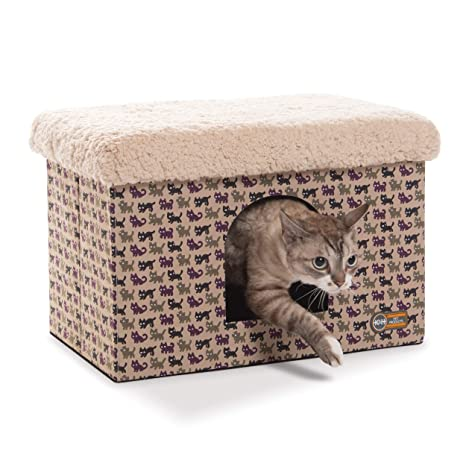 K & H Kitty Bunkhouse, Cama de escondite para Gatos