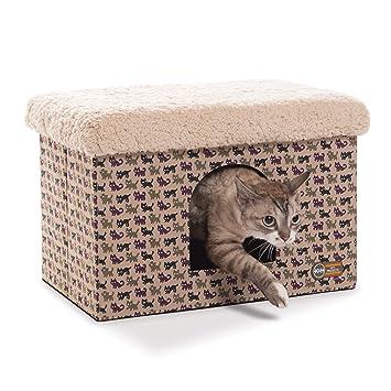 K & H Kitty Bunkhouse, Cama de escondite para Gatos