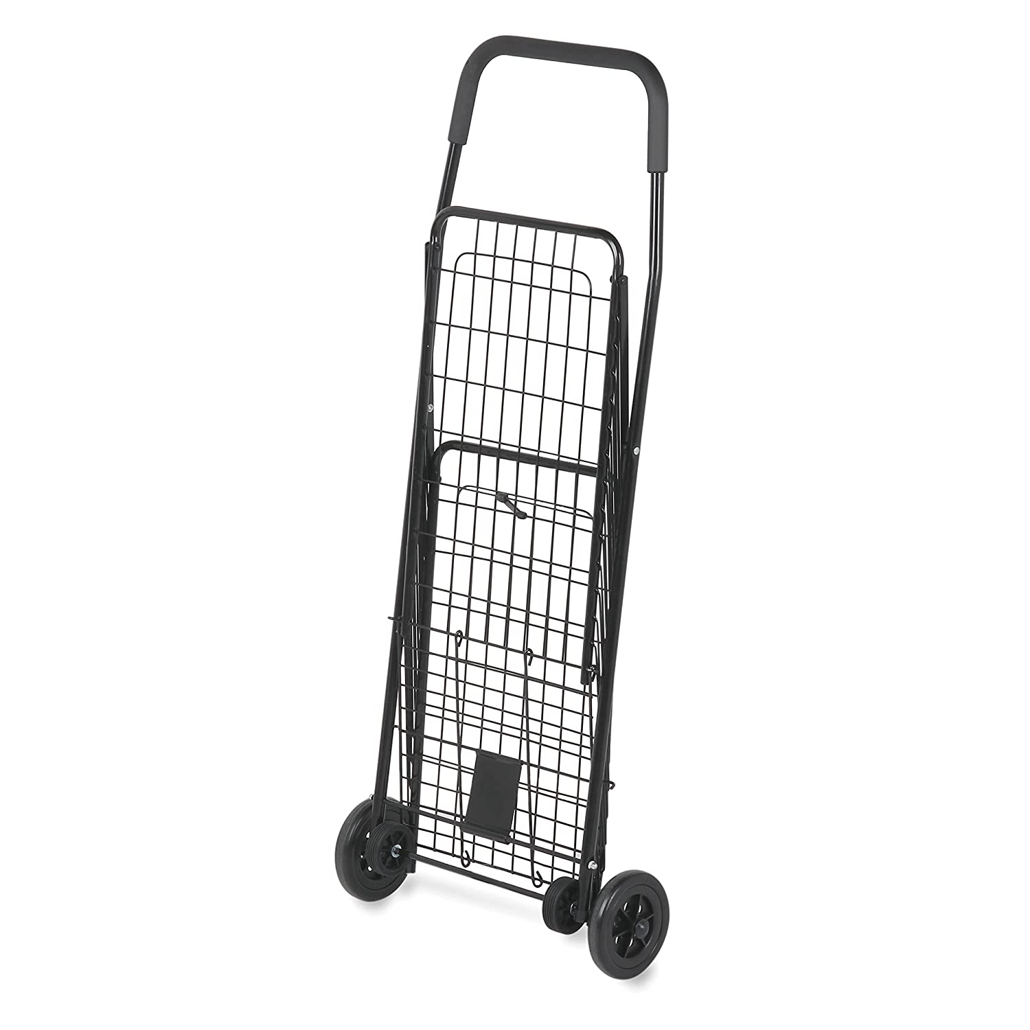 Honey-Can-Do RA49035 CRT-01511 4-Wheel Utility Cart, Medium, Multicolor