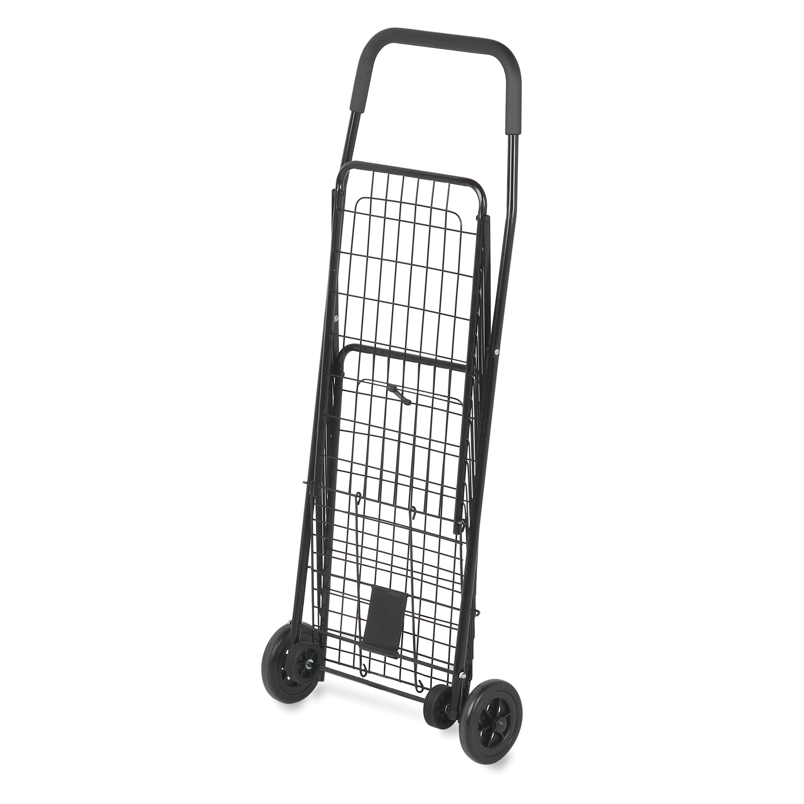 Honey-Can-Do RA49035 CRT-01511 4-Wheel Utility Cart, Medium, Multicolor by Honey-Can-Do