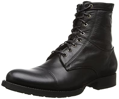 Amazon.com | FRYE Women's Erin Lug Combat Boot | Ankle & Bootie