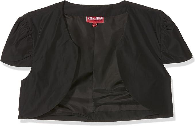 Gol M/ädchen Jersey-Bolero Jacke