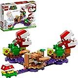 71382 LEGO® Super Mario™ Pacote de Expansão - O Desafio das Plantas Piranhas; Kit de Construção (267 peças)