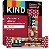 KIND Bar, Cranberry Almond, 1.4 Ounce, 60 Count