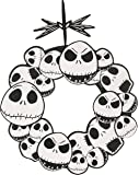 Disney The Nightmare Before Christmas Jack Skellington Wreath