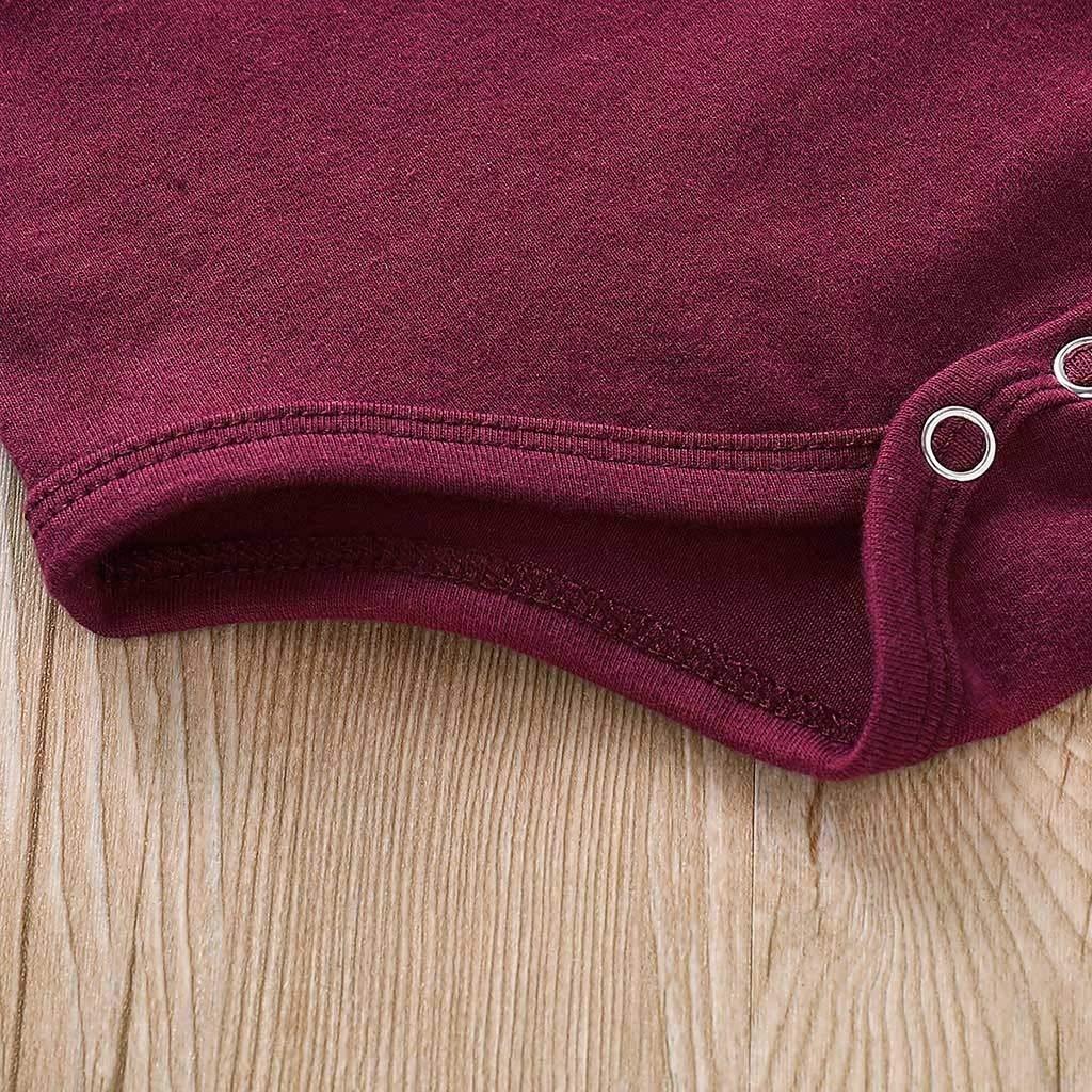 Pantaloni Floreali Cotone Tuta Ragazzo Ragazza 0-24 Mesi Completo Neonato 3 Pezzi Set Hairband Tophappy Tute Unisex Inverno Body Tutine Pagliaccetto Maglietta Manica Lunga