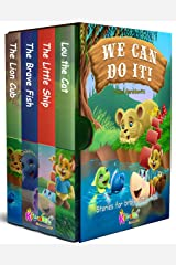 We Can Do It! : Stories for Brave Little Kids (4 Books Set) Hardcover – 1 January 2020 Hardcover