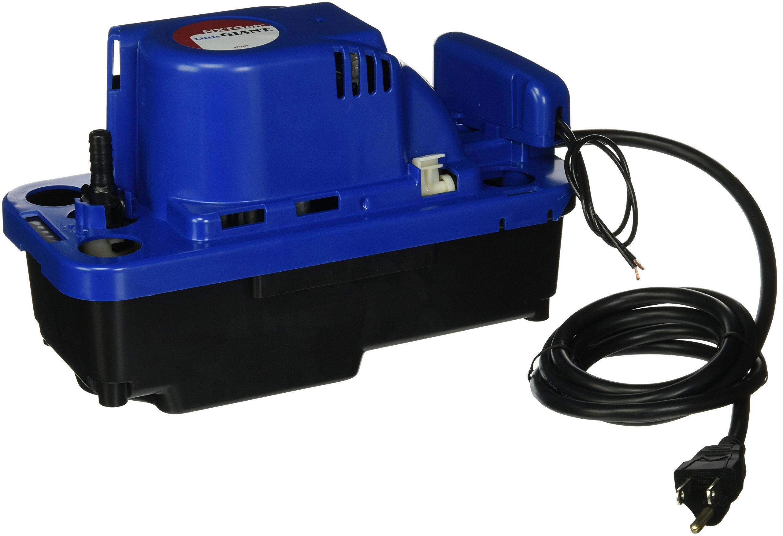 Little Giant 554542 VCMX-20ULS-C 84 GPH 115V Automatic Condensate Removal Pump w, N/A