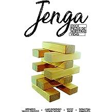 Jenga: Once piezas de nuestras vidas (Spanish Edition) Dec 15, 2017