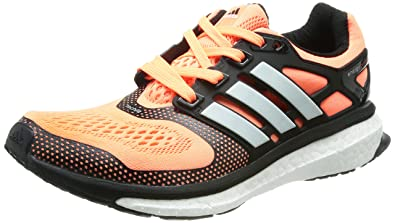 adidas Energy Boost ESM Womens Running Shoes - SS15-5.5 - Orange