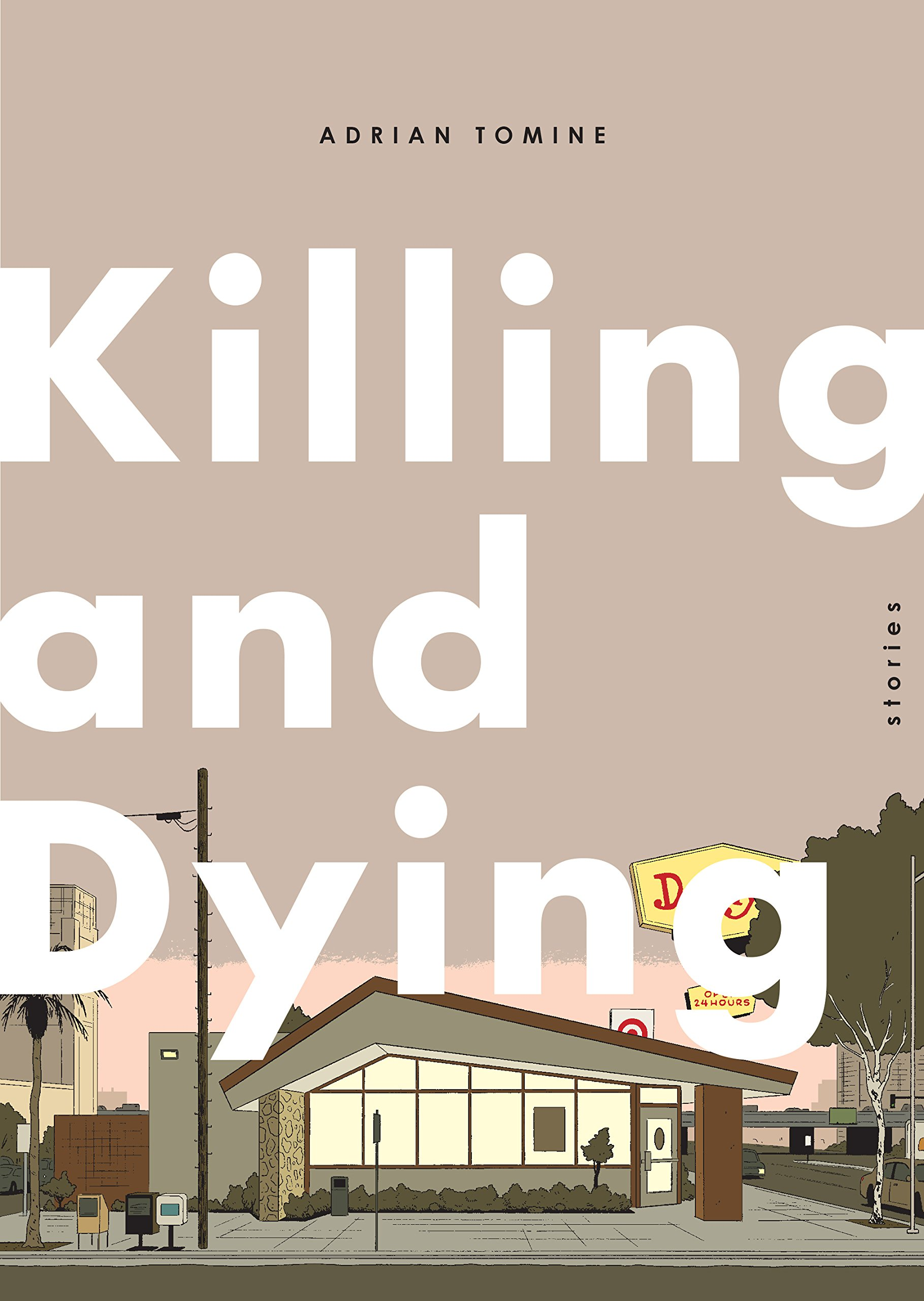 Killing And Dying: Amazon.es: Adrian Tomine: Libros en idiomas extranjeros
