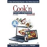 Cook'n Recipe Organizer Version 10 [Download]