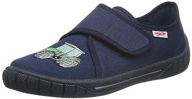 4128d02230991 Superfit Jungen Bill Flache Hausschuhe  Superfit  Amazon.de  Schuhe ...